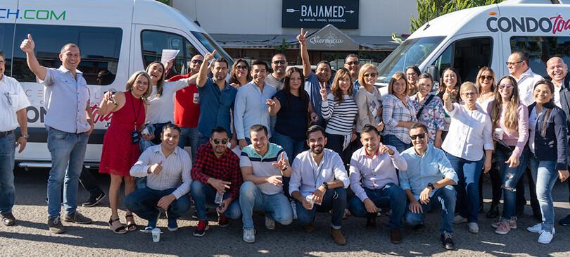 Nuestro primer Condotour con Santander.
